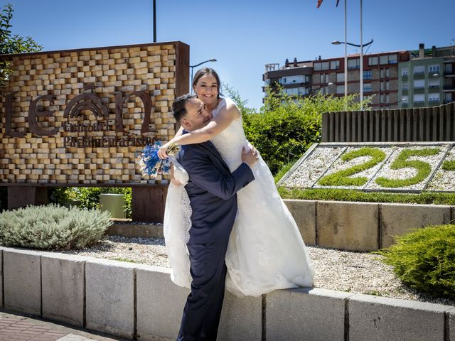 La boda de Rubén y Cristina en Garrafe De Torio, León 16