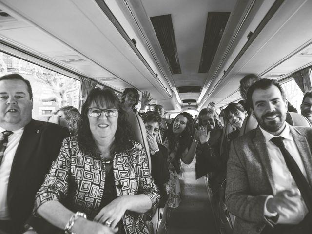 La boda de Sergio y Lucila en Gijón, Asturias 3