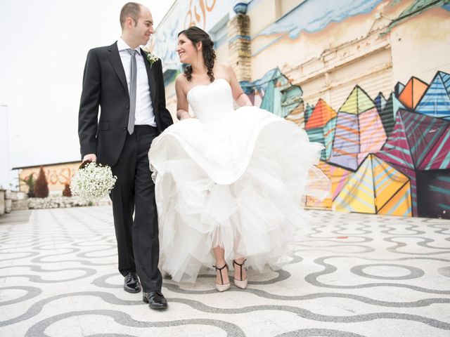 La boda de Lucila y Sergio