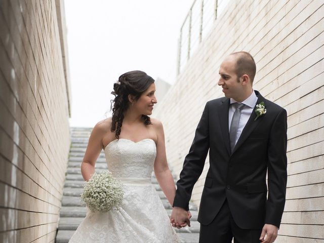 La boda de Sergio y Lucila en Gijón, Asturias 7