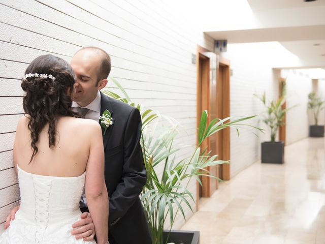 La boda de Sergio y Lucila en Gijón, Asturias 11