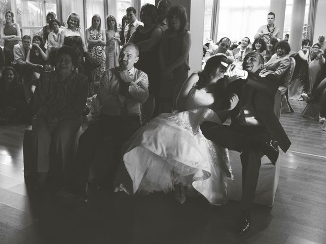 La boda de Sergio y Lucila en Gijón, Asturias 14