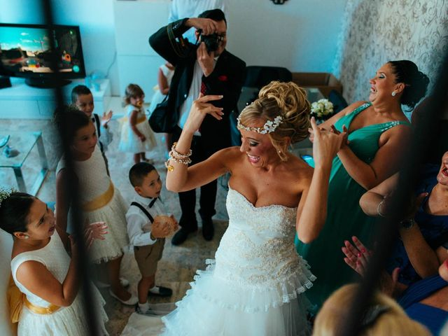 La boda de Victor y Blanca en San Roque, Cádiz 13