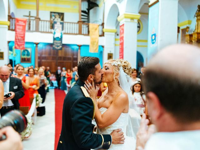 La boda de Victor y Blanca en San Roque, Cádiz 17