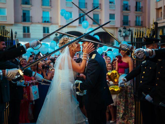 La boda de Victor y Blanca en San Roque, Cádiz 19