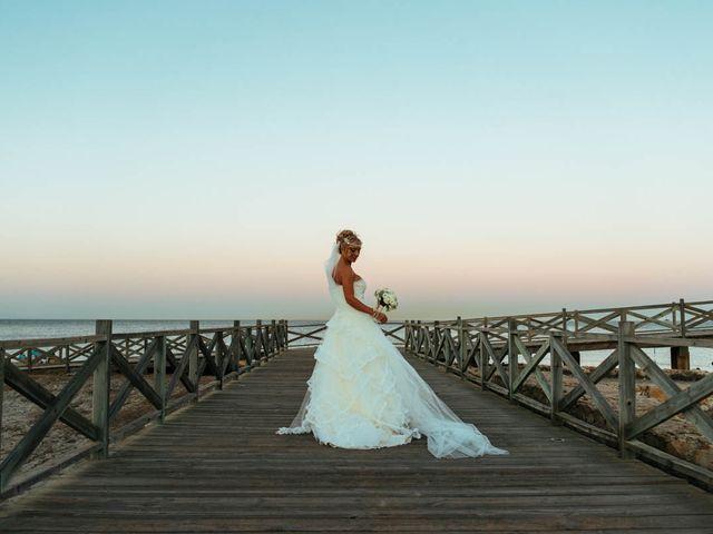 La boda de Victor y Blanca en San Roque, Cádiz 22