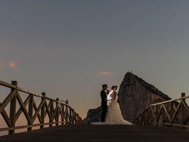 La boda de Victor y Blanca en San Roque, Cádiz 1