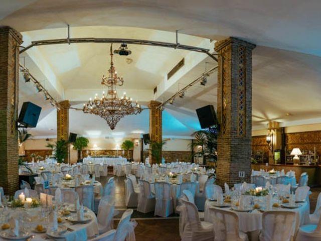 La boda de Victor y Blanca en San Roque, Cádiz 23