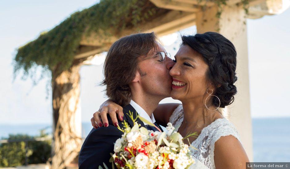 La boda de Jorge y Katy en Blanes, Girona
