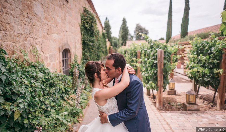 La boda de Diego y Kim en Valverdon, Salamanca