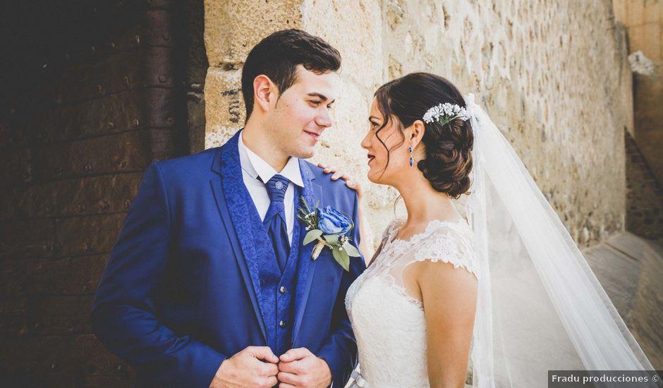 La boda de Jonathan y Nerea en Lorca, Murcia