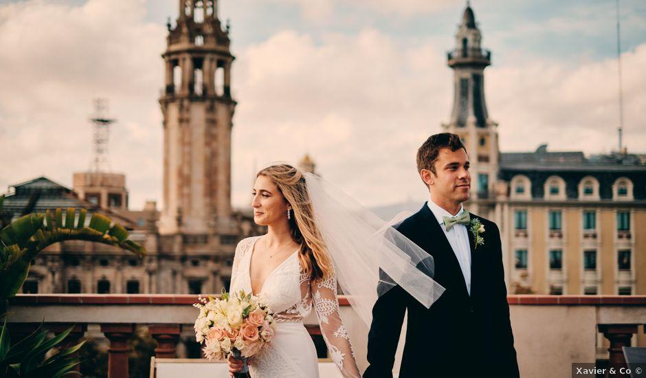 La boda de Hunter y Colleen en Barcelona, Barcelona