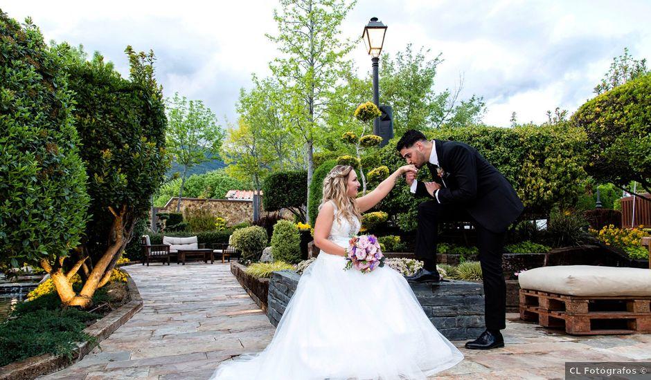 La boda de Gema y Ernesto en Miraflores De La Sierra, Madrid