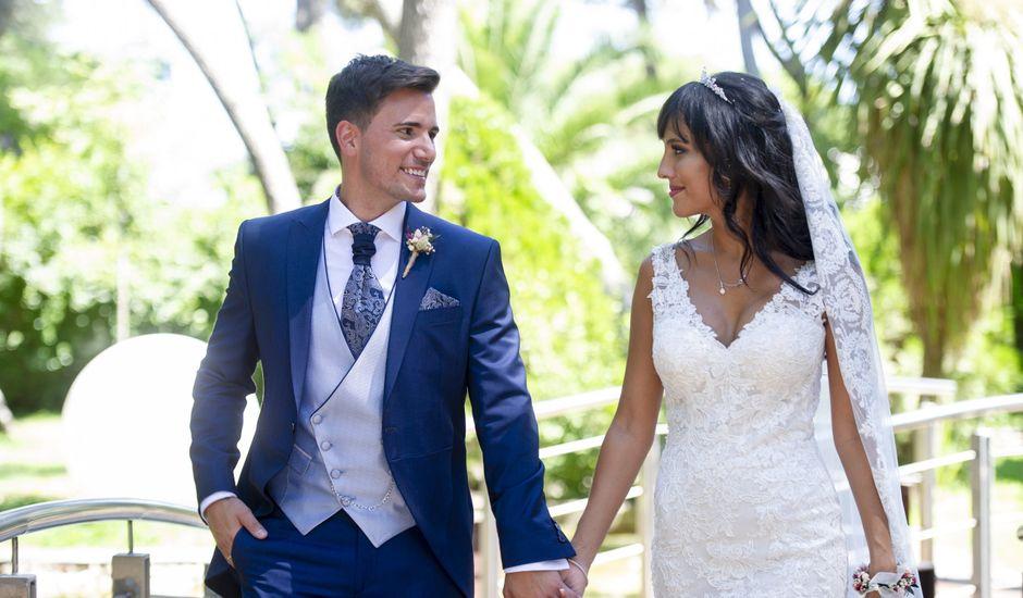 La boda de Carlos y Sara en Madrid, Madrid