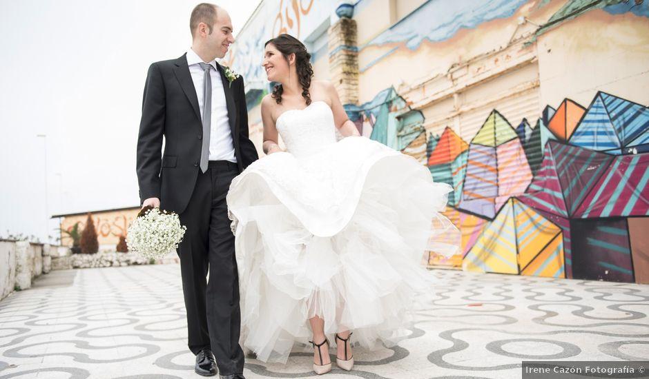 La boda de Sergio y Lucila en Gijón, Asturias