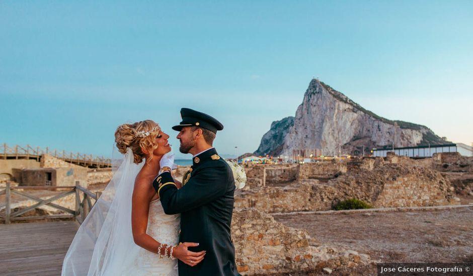 La boda de Victor y Blanca en San Roque, Cádiz