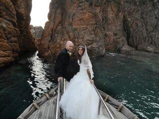 La boda de Mark  y Noemi