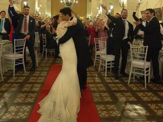 La boda de Celia y Nacho