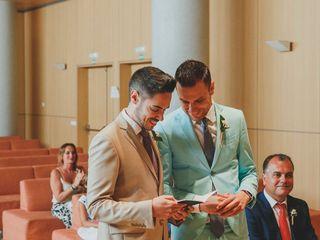 La boda de Germán y Tomás 2