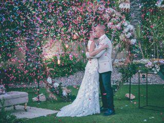 La boda de Majo y Luis