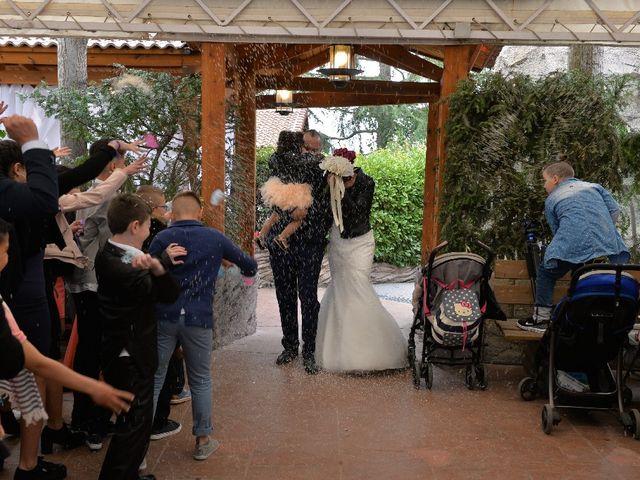 La boda de Jesús  y Cristina en Sentmenat, Barcelona 1