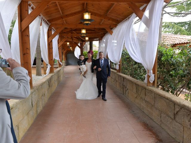 La boda de Jesús  y Cristina en Sentmenat, Barcelona 6