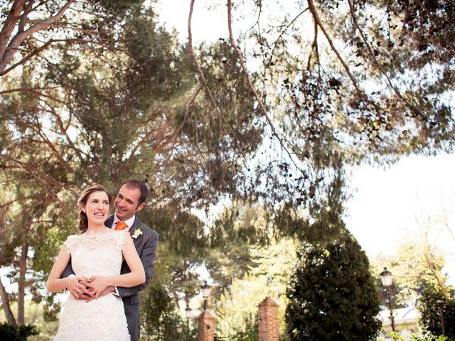 La boda de Inma y Ricardo