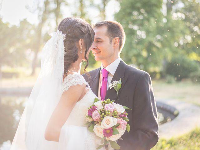 La boda de Mónica y Javier
