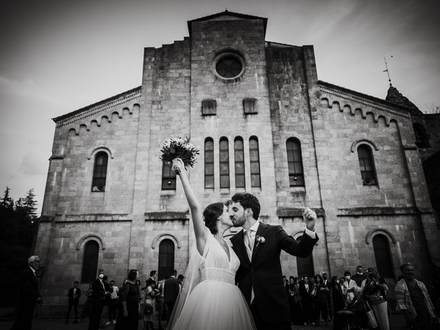 La boda de Marta y Sergi