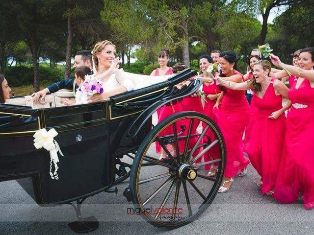 La boda de Alejandro y Veronica en Chiclana De La Frontera, Cádiz 2