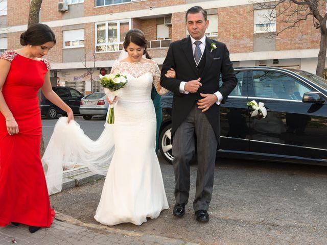 La boda de Nacho y Celia en El Puerto De Santa Maria, Cádiz 6