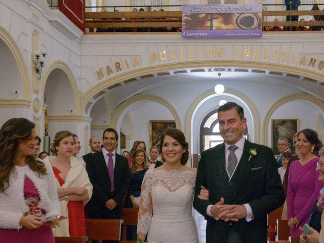 La boda de Nacho y Celia en El Puerto De Santa Maria, Cádiz 7