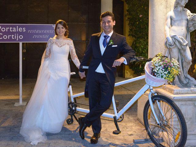 La boda de Nacho y Celia en El Puerto De Santa Maria, Cádiz 12