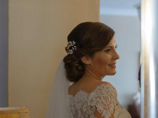 La boda de Nacho y Celia en El Puerto De Santa Maria, Cádiz 17