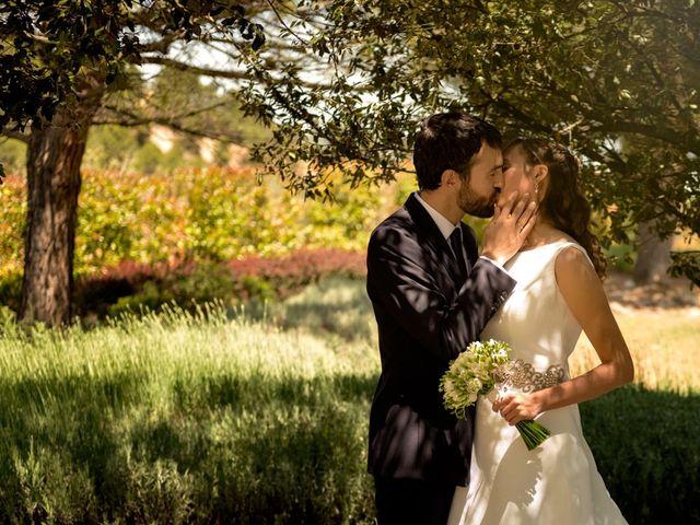 La boda de Leyre y Mario