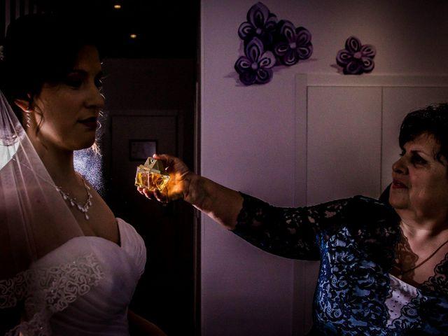 La boda de Diego y Nelli en Madrid, Madrid 10