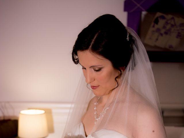 La boda de Diego y Nelli en Madrid, Madrid 11