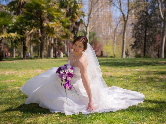 La boda de Diego y Nelli en Madrid, Madrid 12
