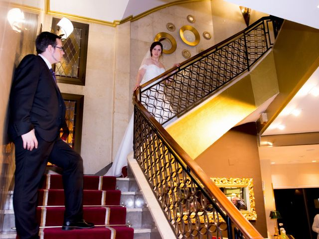 La boda de Diego y Nelli en Madrid, Madrid 15