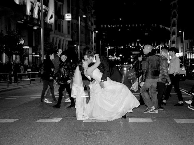 La boda de Diego y Nelli en Madrid, Madrid 18