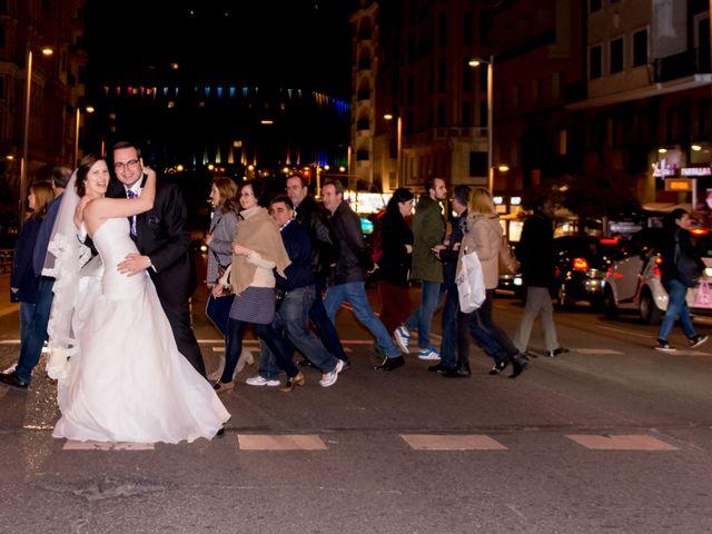 La boda de Diego y Nelli en Madrid, Madrid 19