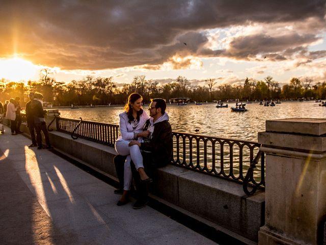 La boda de Diego y Nelli en Madrid, Madrid 31