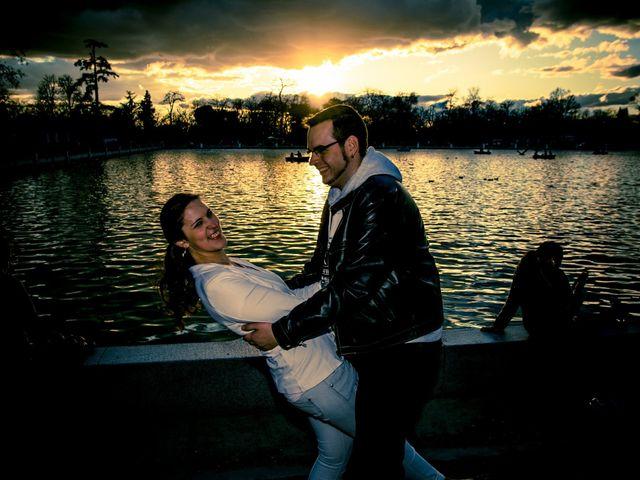 La boda de Diego y Nelli en Madrid, Madrid 33