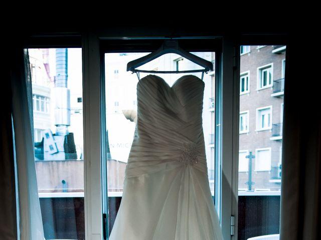 La boda de Diego y Nelli en Madrid, Madrid 39