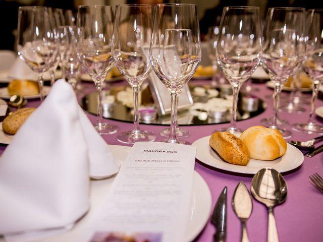 La boda de Diego y Nelli en Madrid, Madrid 42