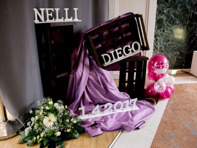 La boda de Diego y Nelli en Madrid, Madrid 43