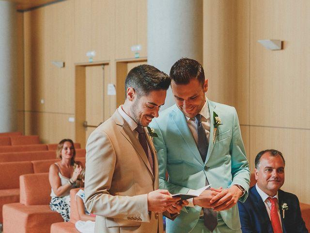 La boda de Tomás y Germán en Valencia, Valencia 4