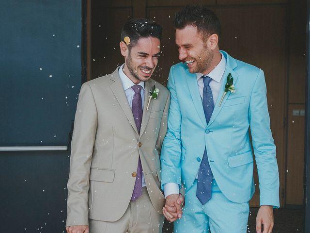 La boda de Tomás y Germán en Valencia, Valencia 6