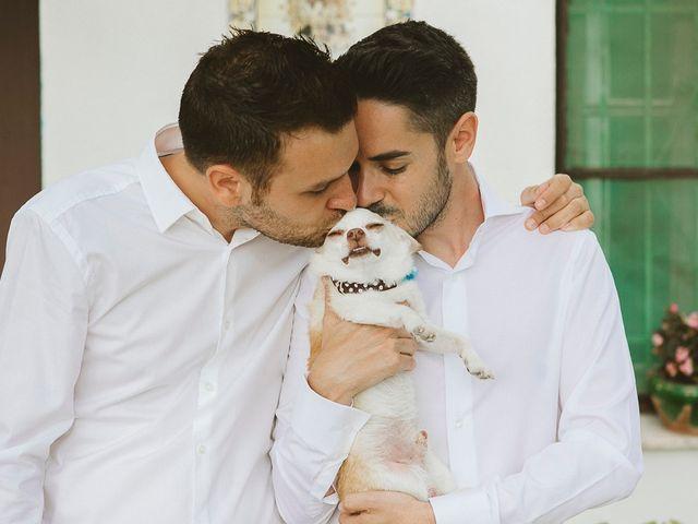 La boda de Tomás y Germán en Valencia, Valencia 12