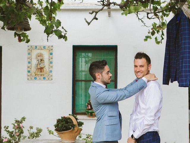 La boda de Tomás y Germán en Valencia, Valencia 15